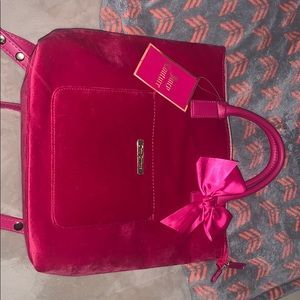 Hot pink Juicy couture bag/purse